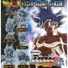 01-23475 Dragon Ball Super UDM Ultimate Deformed Mascot Burst Vol. 33 200y [IN TRANSIT 2.28.19]