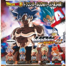 01-27113 Dragon Ball Super UDM Ultimate Deformed Mascot Burst 34 200y [PREORDER: NOVEMBER 2018]