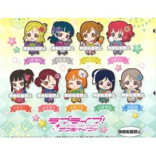 01-29377 Love Live! School Idol Project Sunshine!! Capsule rubber Mascot Vol. 11 300y [PREORDER: AUGUST 2018]