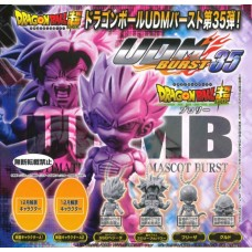01-29479 dragon Ball Super UDM Ultimate Deformed Mascot Burst Vol. 35 200y [PREORDER: DECEMBER 2018]