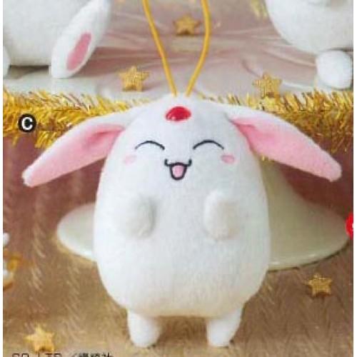MAGIC KNIGHT RAYEARTH Red FuRyu Mokona Mascot Plush Doll