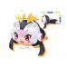 01-26824 Sega Kemono Friends MEJ Nesoberi Plush - Royal Penguin