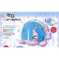 01-29860 RE:ZERO MEJ Nesoberi Plush Doll - REM Demon Angel Ver.  [PREORDER: JANUARY 2019]