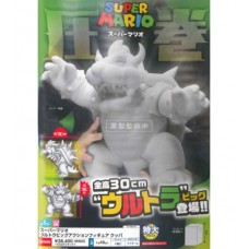 02-89000 Super Mario Bros Bowser Ultra Big Action Figure [PREORDER: DECEMBER 2018]