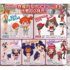 02-85720 Pocket Monsters Deformed Mini - Mini Pocket Monsters Girls 300y