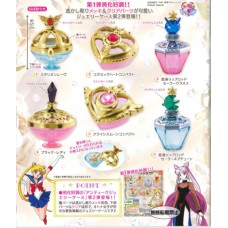 01-24735 Bandai Sailor Moon Antique Jewelry Case 2 300y