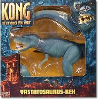 CM-00391 King Kong Vastatosaurus-Rex Collectors Figure X-Plus