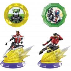 CM-89356 Kamen Rider Summon Ride! SR-07 Hikari Ride Figure & Chipset Kamen Rider Den-O / Kamen Rider Kuuga Bandai