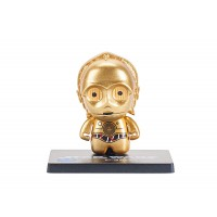 CM-20151 Bandai Star Wars Kore Chara!Collection Characters Gashapon Mini SD Figure 300y - C-3PO