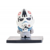 CM-20151 Bandai Star Wars Kore Chara!Collection Characters Gashapon Mini SD Figure 300y - AT-AT Driver