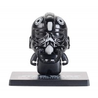 CM-20151 Bandai Star Wars Kore Chara!Collection Characters Gashapon Mini SD Figure 300y - TIE Fighter Pilot