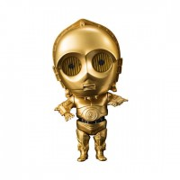 CM-20155 Bandai  Star Wars Q-Droid High Quality Action Model 500y - C-3PO