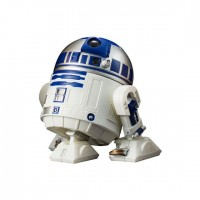 CM-20155 Bandai  Star Wars Q-Droid High Quality Action Model 500y - R2-D2