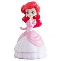 CM-32109 Disney Princess Capchara Heroine Doll 500y - Ariel (Dress Version)