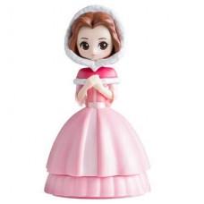 CM-32109 Disney Princess Capchara Heroine Doll 500y - Belle (Winter Outfit)