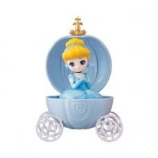 CM-41955 Disney Princess Capchara  Heroine Doll Stories Capsule Figure Collection 500y - Cinderella