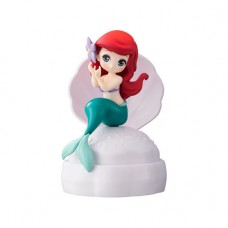 CM-41955 Disney Princess Capchara  Heroine Doll Stories Capsule Figure Collection 500y - Ariel the Little Mermaid