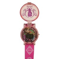 CM-82526 Disney's Frozen Flip Cover Watch 200y - Anna