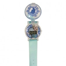 CM-82526 Disney's Frozen Flip Cover Watch 200y - Elsa