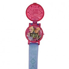 CM-82526 Disney's Frozen Flip Cover Watch 200y - Anna and Elsa