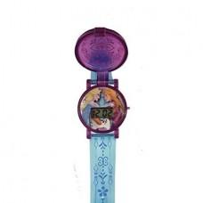 CM-82526 Disney's Frozen Flip Cover Watch 200y - Anna, Elsa, and Olaf