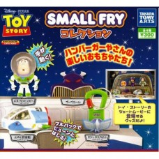 CM-86399 Takara TOMY A.R.T.S Toy Story Poultry Palace's Fun Meal Toys 300y - Set of 4