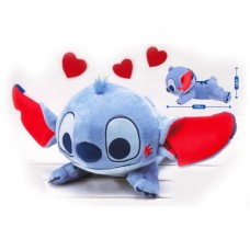 CM-17826 Stitch Love Love Series Mega Jumbo Nesoberi Plush