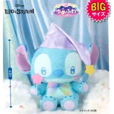 01-38818 Stitch Yume Fuwa Dream Fluffy Mega Jumbo Plush