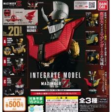 01-26947 Mazinger Z Integrate Model 500y