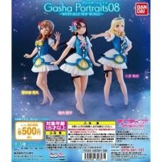 01-32657 Love Live! School Idol Project Sushine!! Gasha Portraits Vol. 8 500y