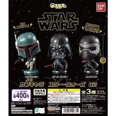 CM-41775 Star Wars Capchara Mini Figure Collection Vol. 2 400y - Set of 3