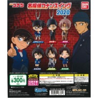 01-46765 Detective Conan Mini Figure Mascot Swing 2020 300y - Set of 6
