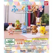 02-47333 Pocket Monster Pokemon Figure X Clip  Vol 4 300y