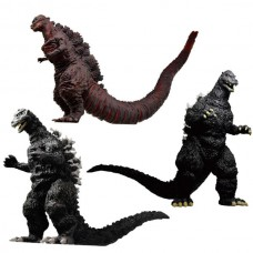 M1-09570 Shin Godzilla Mini Figure (HG) High Grade 300y  - Set of 3