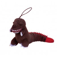 M1-15764 2016 Shin Godzilla Mini Plush Mascot - Teethy Grin