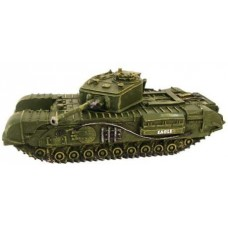 0X-15002 Battlefield 1/60 Scale Tank - Trading Figure - Churchill Mk II