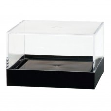 "872C Showcase Box, Crystal 4"" x 4"" x 2-7/16"""
