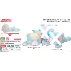 SR-19000 (CGP-557) Gloomy Bear Pastel Color Fantasy Fur Variation Plush Doll - Shocked Eyes