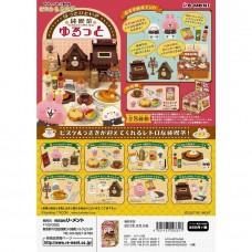 SR-20331Re-ment Miniature Kanahei Little Animal Ordinary Coffee shop