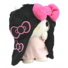 SR-47416 Kadokawa Production RINGU x Hello Kitty Plush Doll Sadako Yamamura