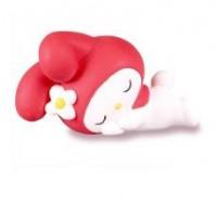 SR-86160 Takara TOMY A.R.T.S Sanrio Characters Oyasumi (Good Night) Mascot 200y - My Melody
