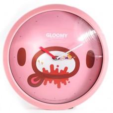 "01-00154 CGP-154 Chax GP Gloomy The Naughty Grizzly 12.5"" Wall Clock Gloomy Bear Whole Clock Face Style"