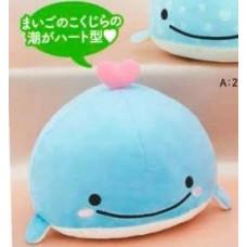 SS11078 Jinbesan  Maigo no Kokujira Dream Plush BIG Style - Kokujira Whale Calf